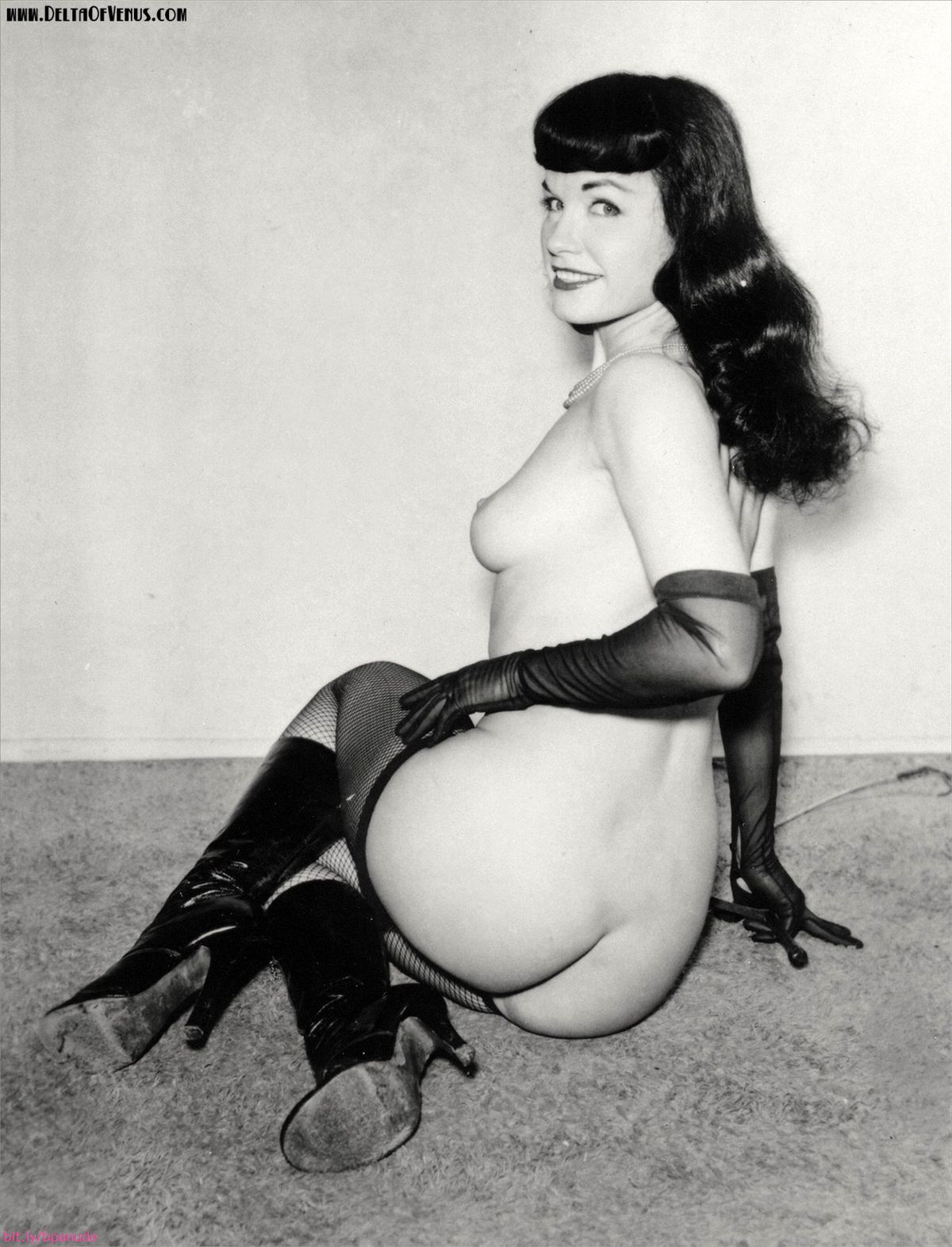 Betty Page Nude Video 52