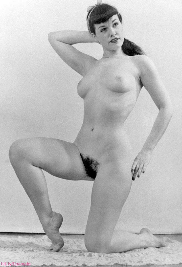 Bettie Page Nude Video 31
