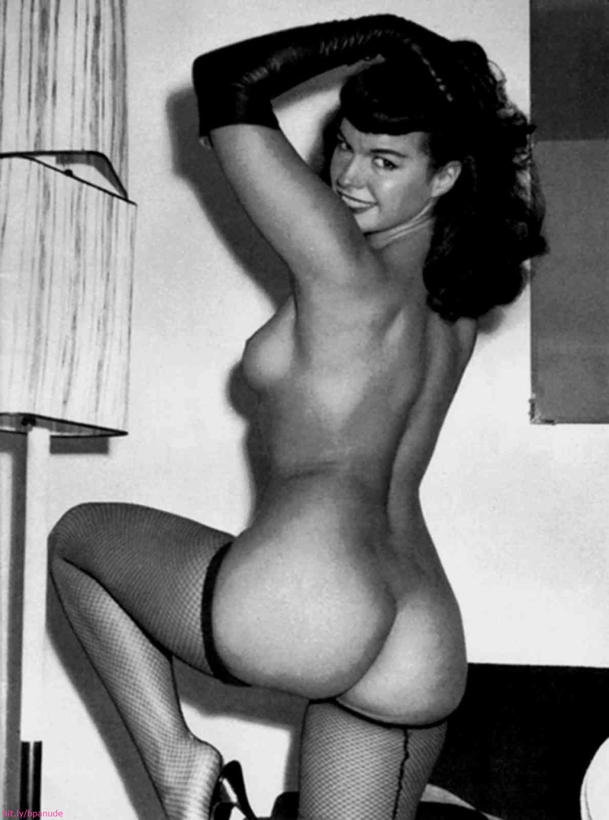 betty paige nude pics