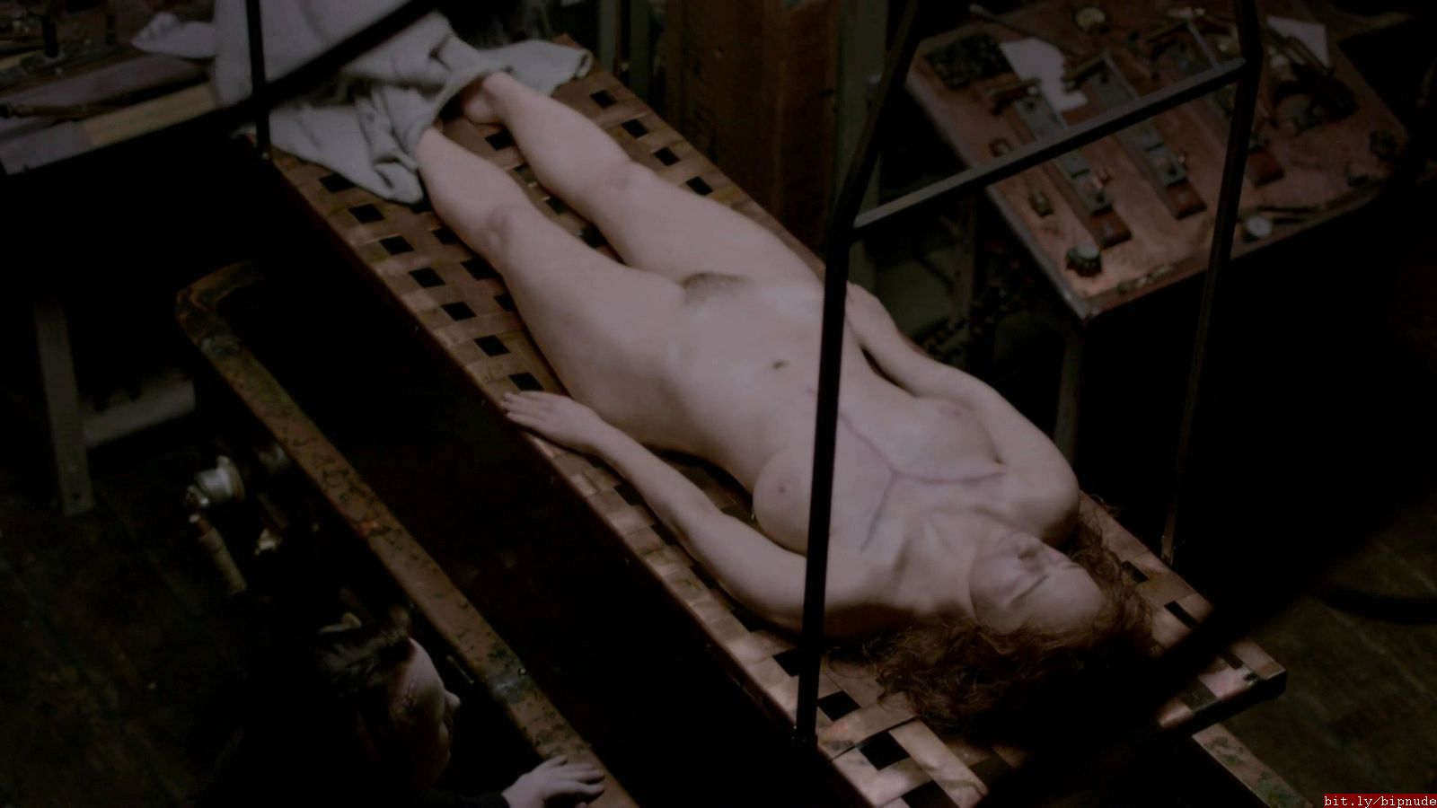 Billie piper penny dreadful naked