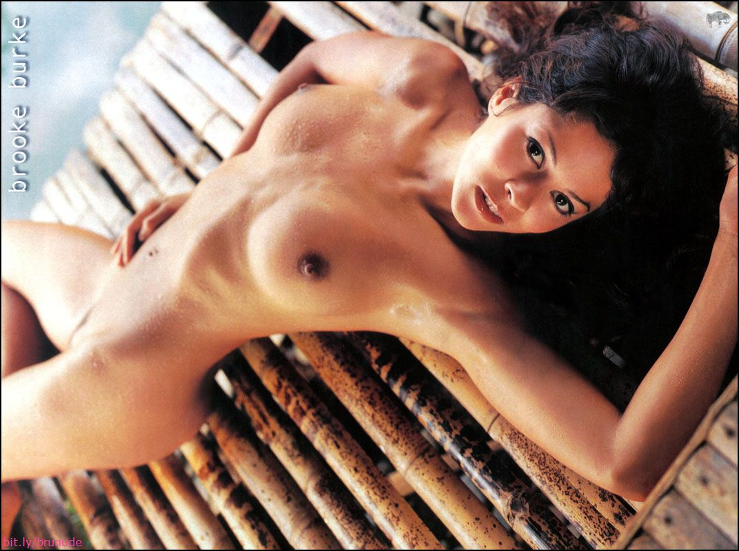 Brooke burke hot nude any