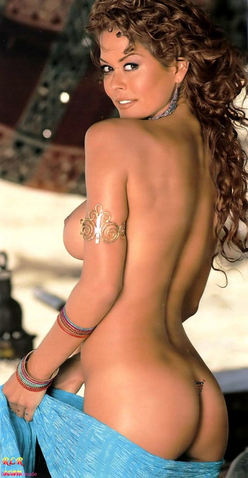 Brooke burke playboy nude