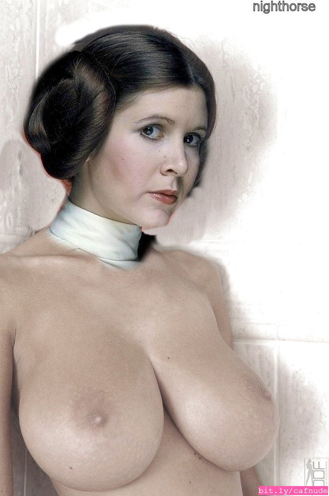 That interrupt carrie fisher as princess leia nude can recommend