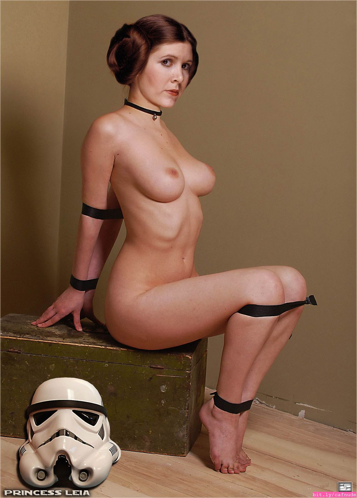 Carrie fisher nudes
