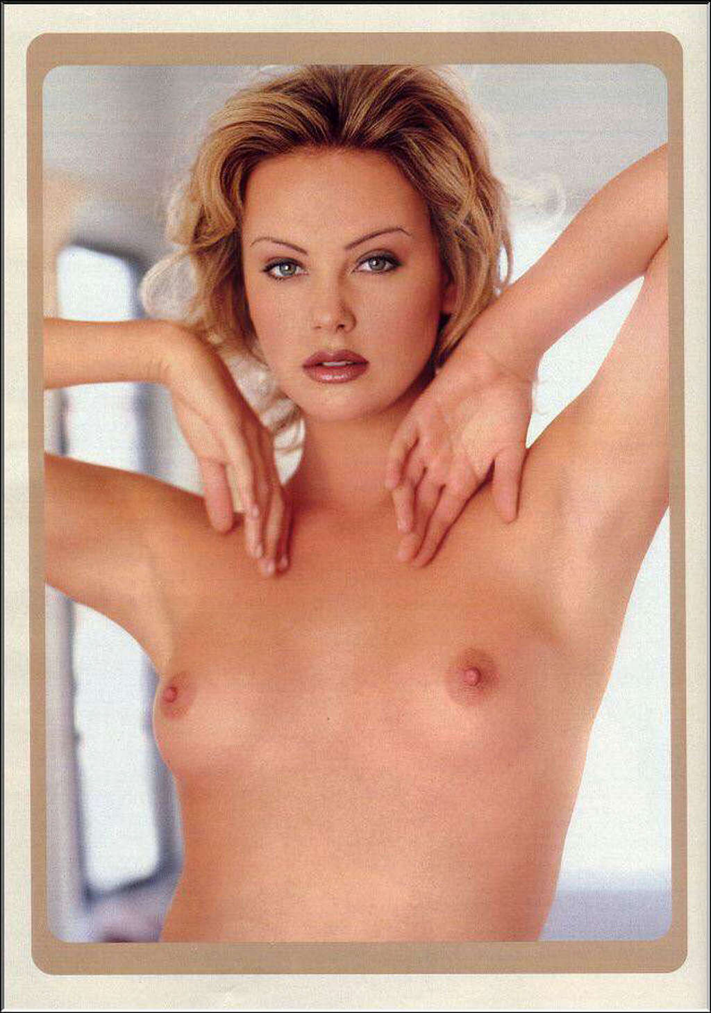 Charlize theron nude movies