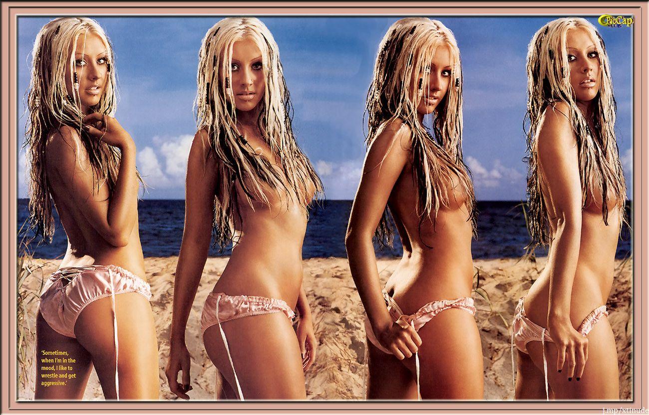 Christina modèle nu photos