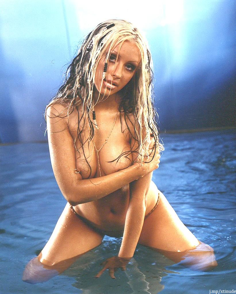 Theme, christina aguilera naked breast nude can