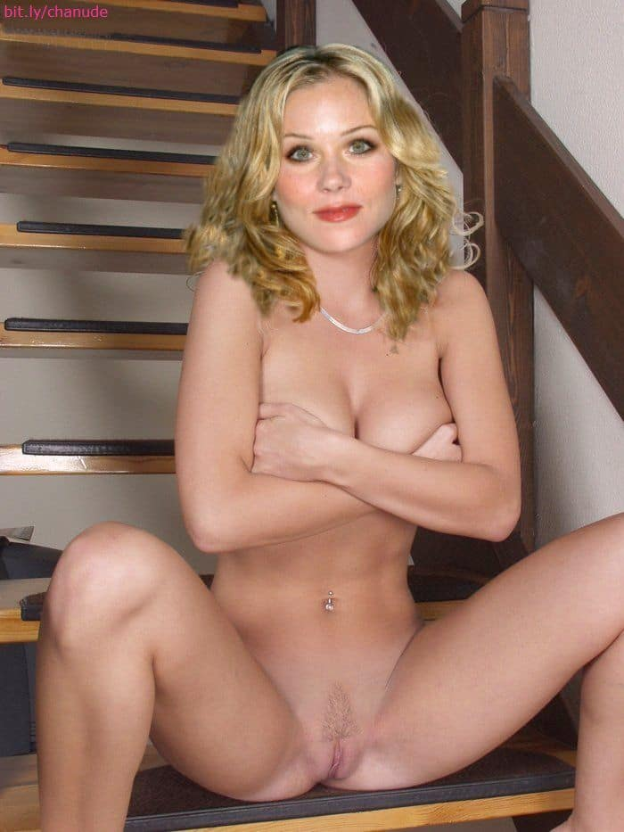 Nude pics of christina applegate