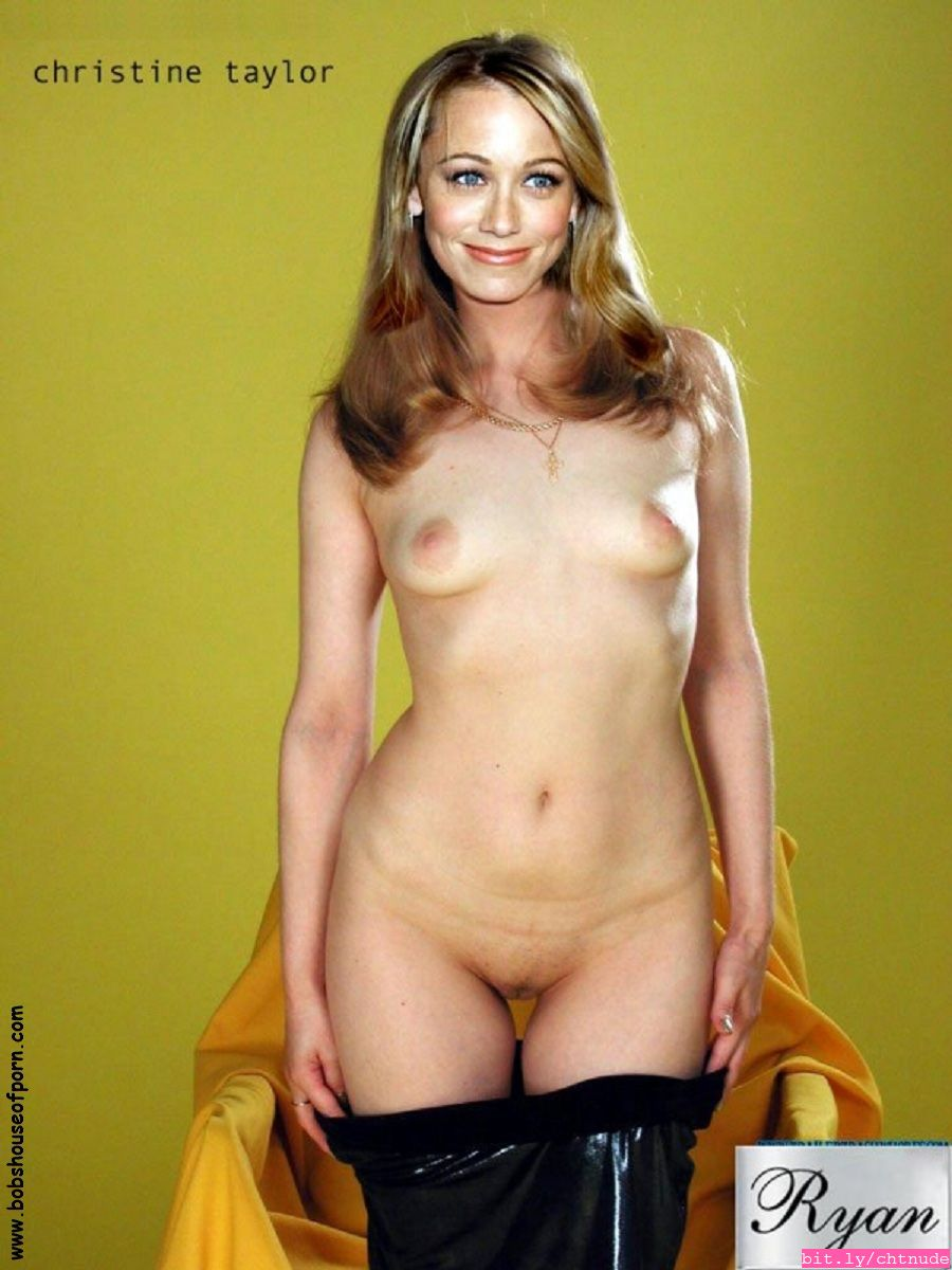Pity, Christine taylor naked fucked