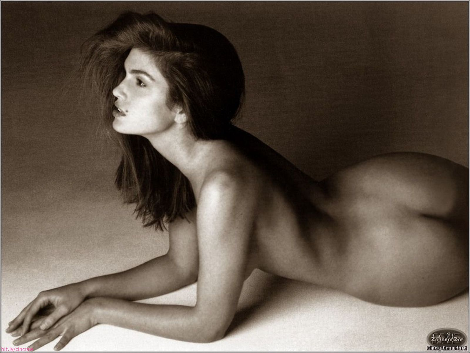Not see Cindy crawford naked matchless theme