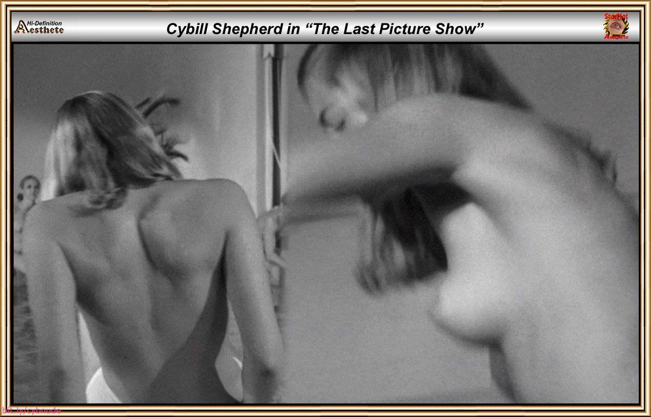 cybill shepherd nude