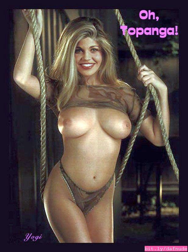 Amanda peet naked
