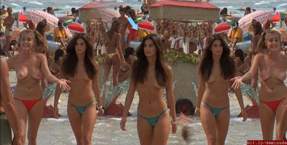 Nudes of rio