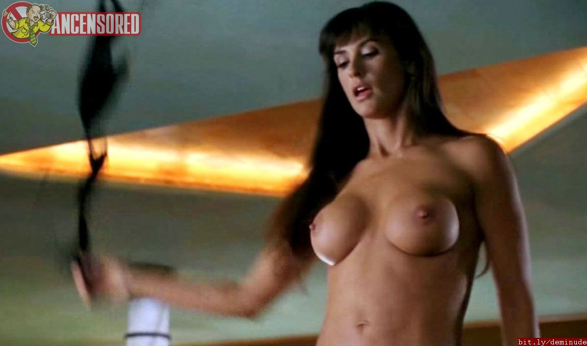 Possible demi moore striptease topless sorry, that