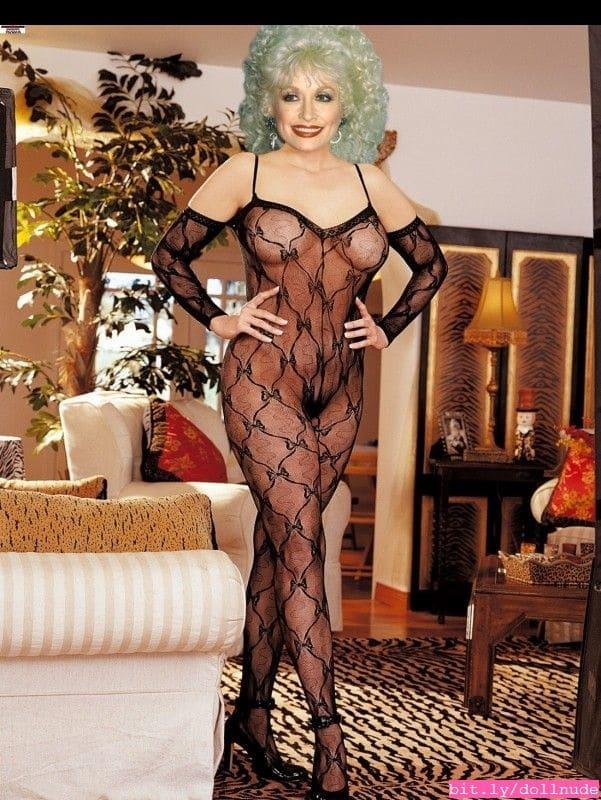 Has dolly parton ever been nude