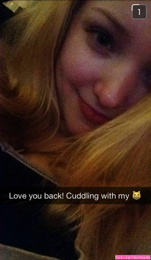 Snapchats nude pictures — photo 9