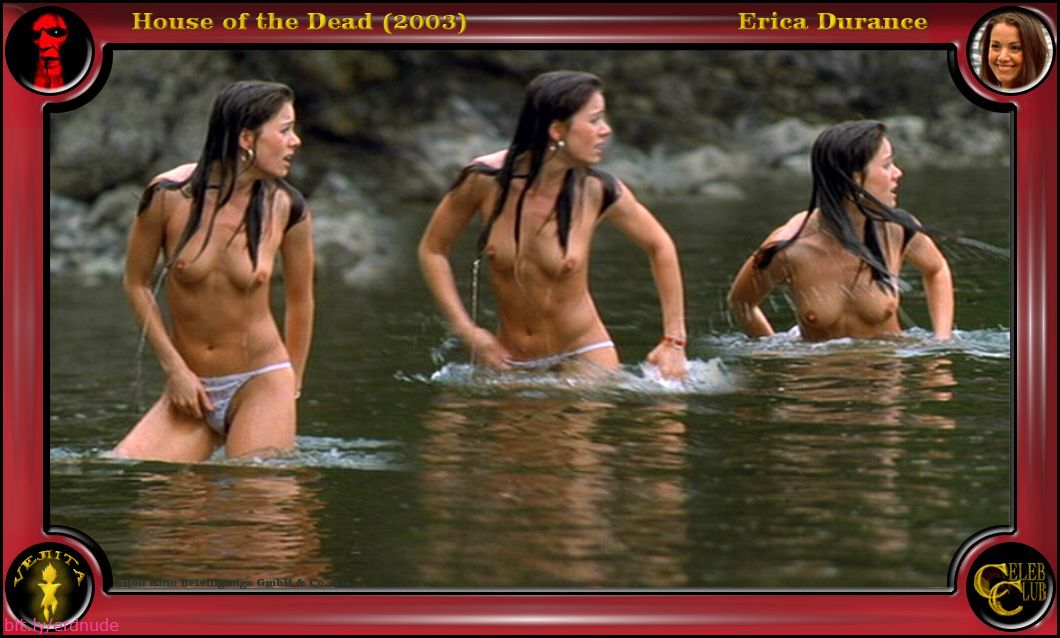 Erica durance nude house of the dead