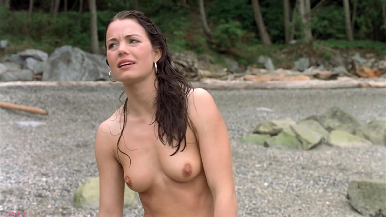 Erica durance topless frankly, you