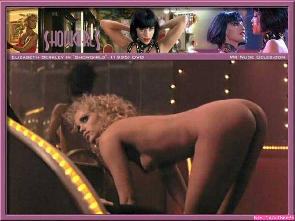 Elizabeth berkley showgirls nude