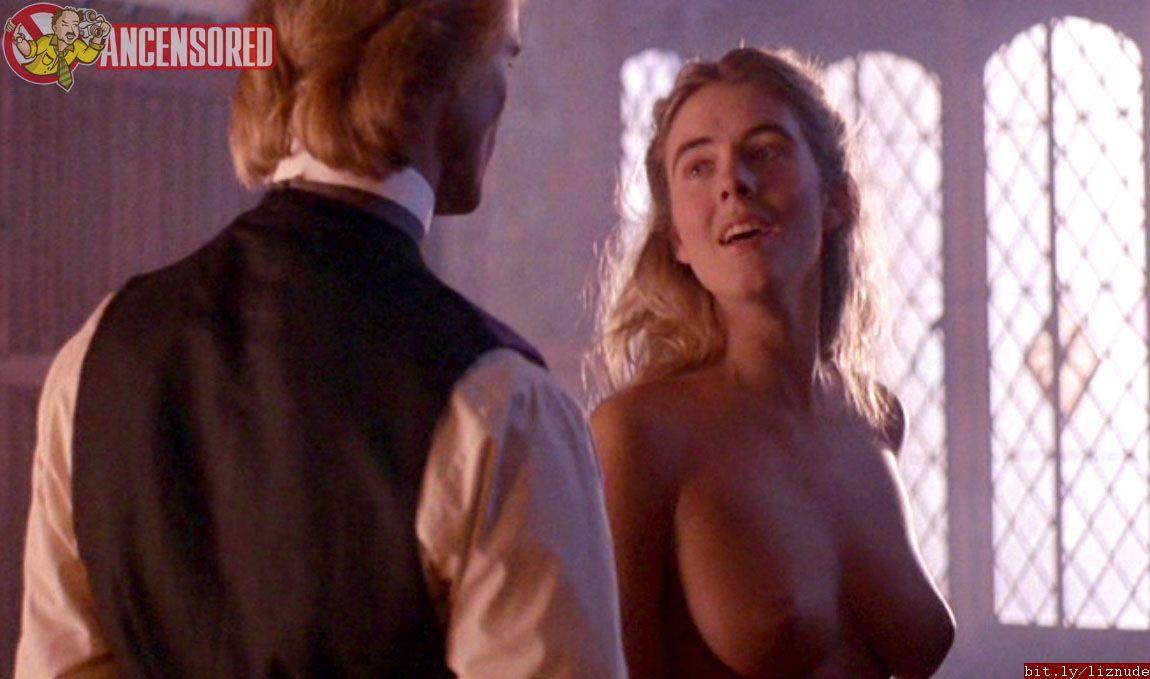 Elizabeth Hurley Nude Scenes 91