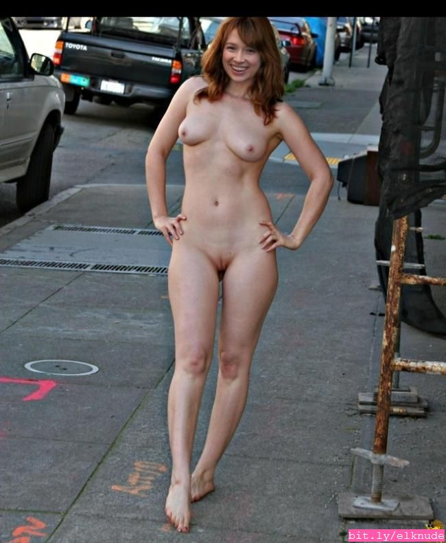 Adult nudity public