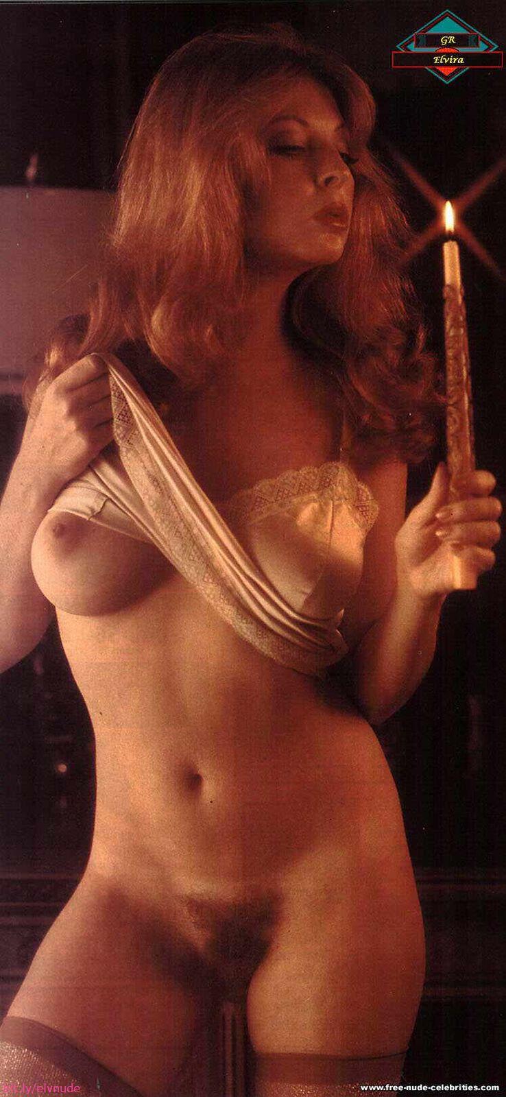 nude peterson Elvira free cassandra pics