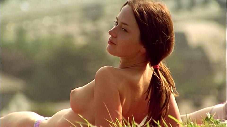 Hot naked european girl