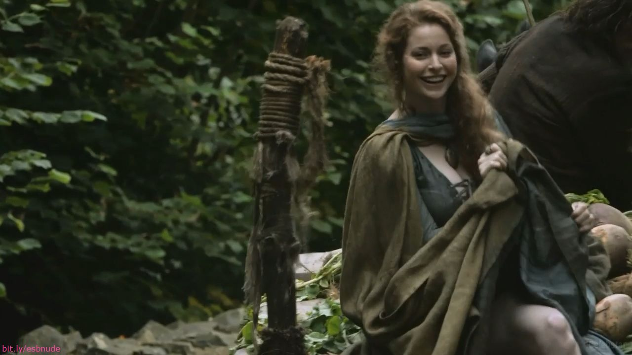 Esmé Bianco Nude - The Busty Whore from Game of Thrones