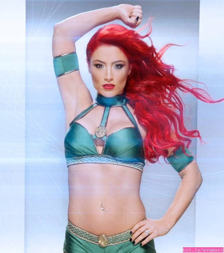 WWEs Eva Marie Nude - See the Total Diva Hottie Naked