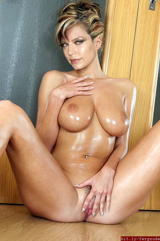 Body builder female nude