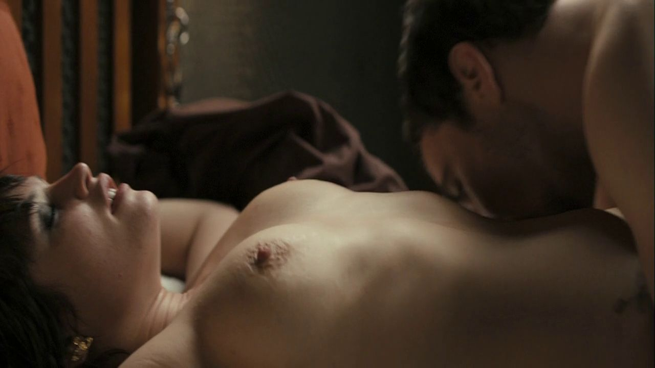 Naked Gemma Arterton 7