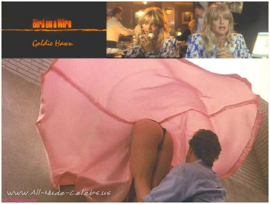Old goldie hawn nude Yeah... she's