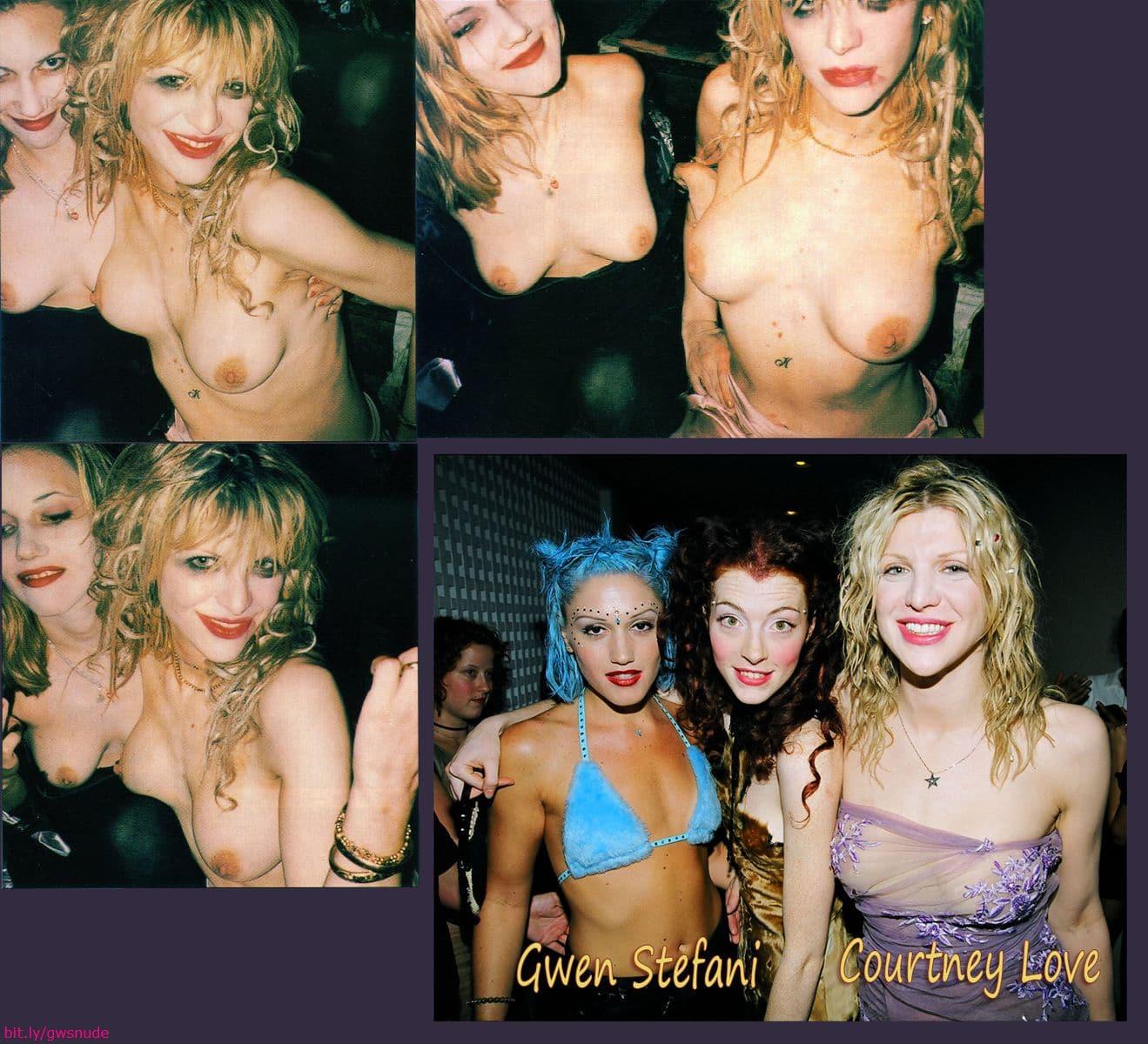 Gwen Stefani Sex Scene 119