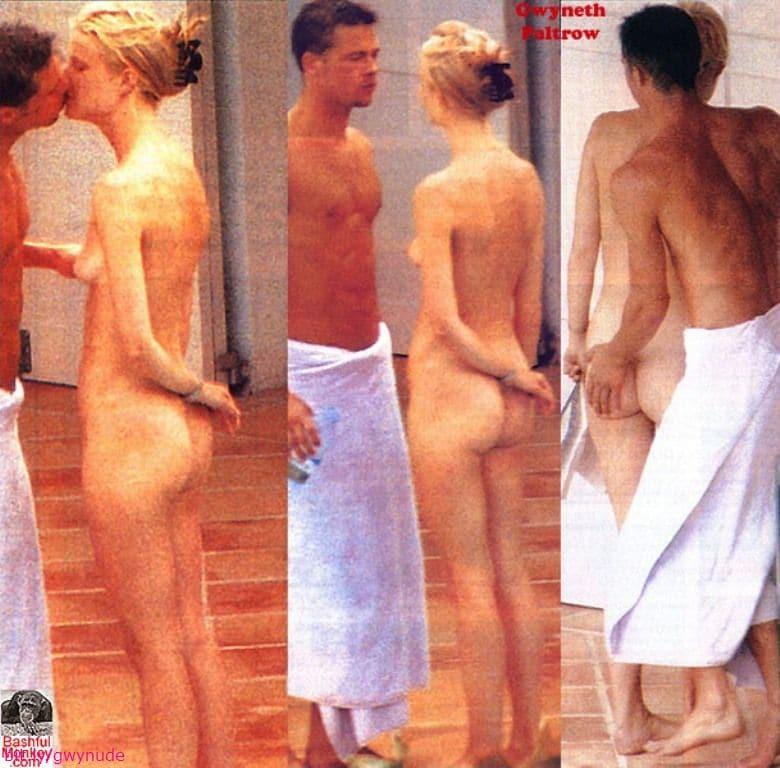 About one Brad pitt nude gwyneth can help