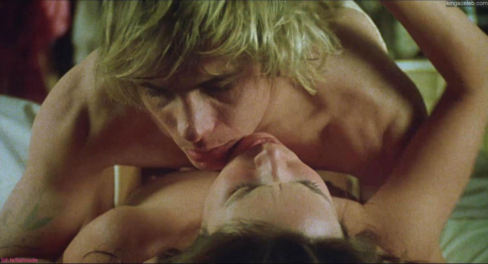 Barbara hershey nude that interrupt