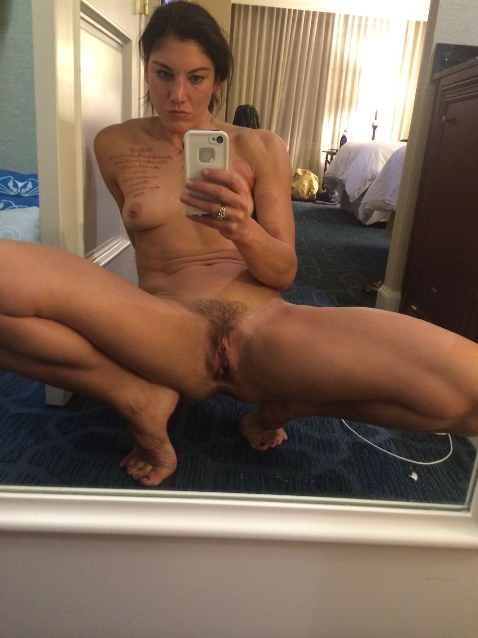 These Leaked Hope Solo Nudes Are Just Nasty (23 PICS)