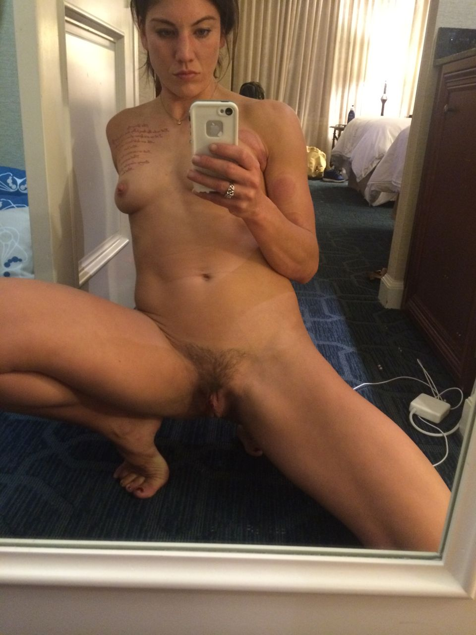 Wife naked american athletes nude picture