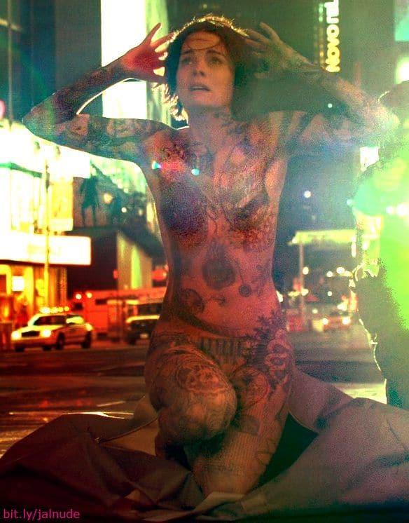 Jaimie alexander nude scene