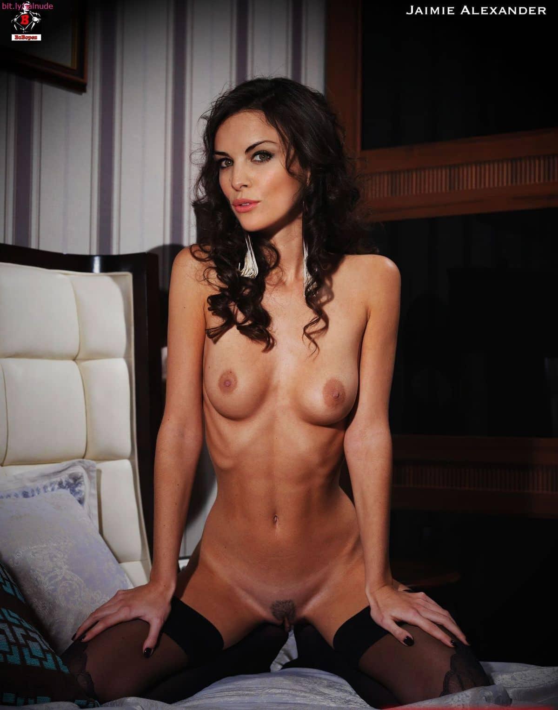 from Ryker jaimie alexander nude fakes