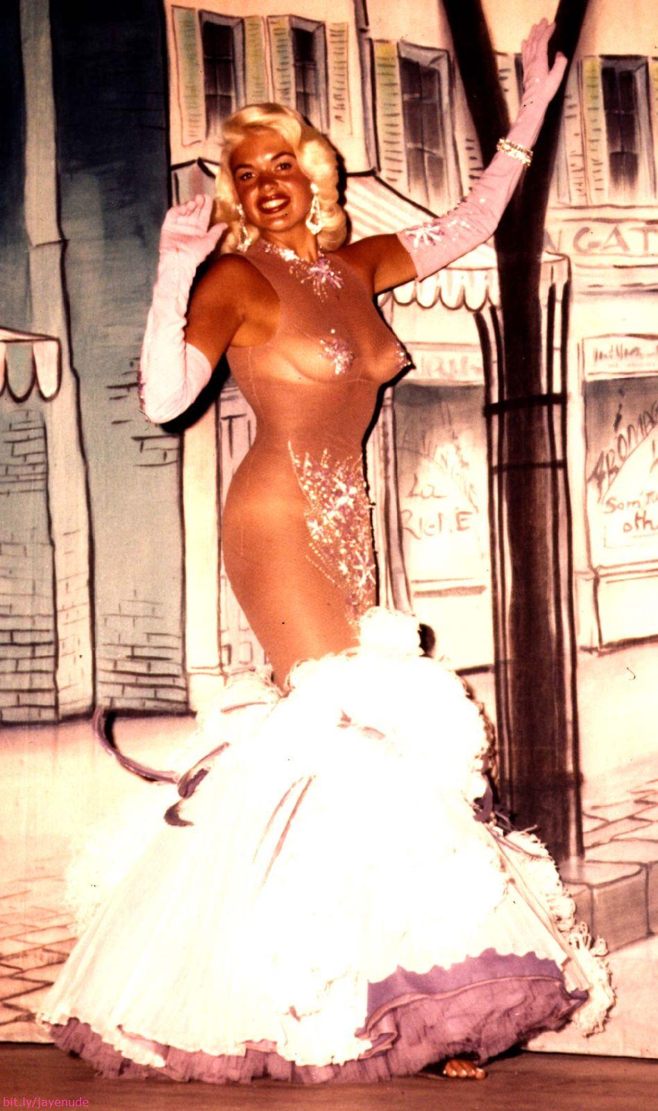 Jayne mansfield topless