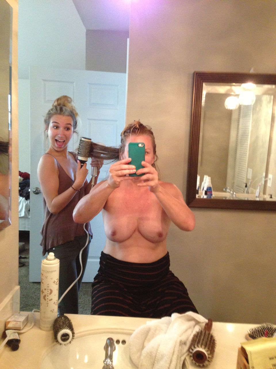 Jwoww naked big tits quite