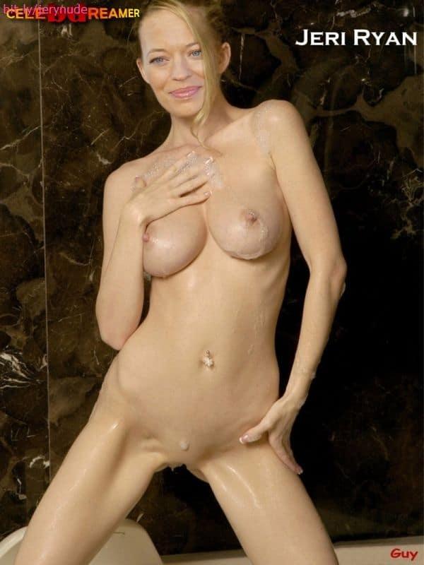 Jeri Ryan Nude Scene