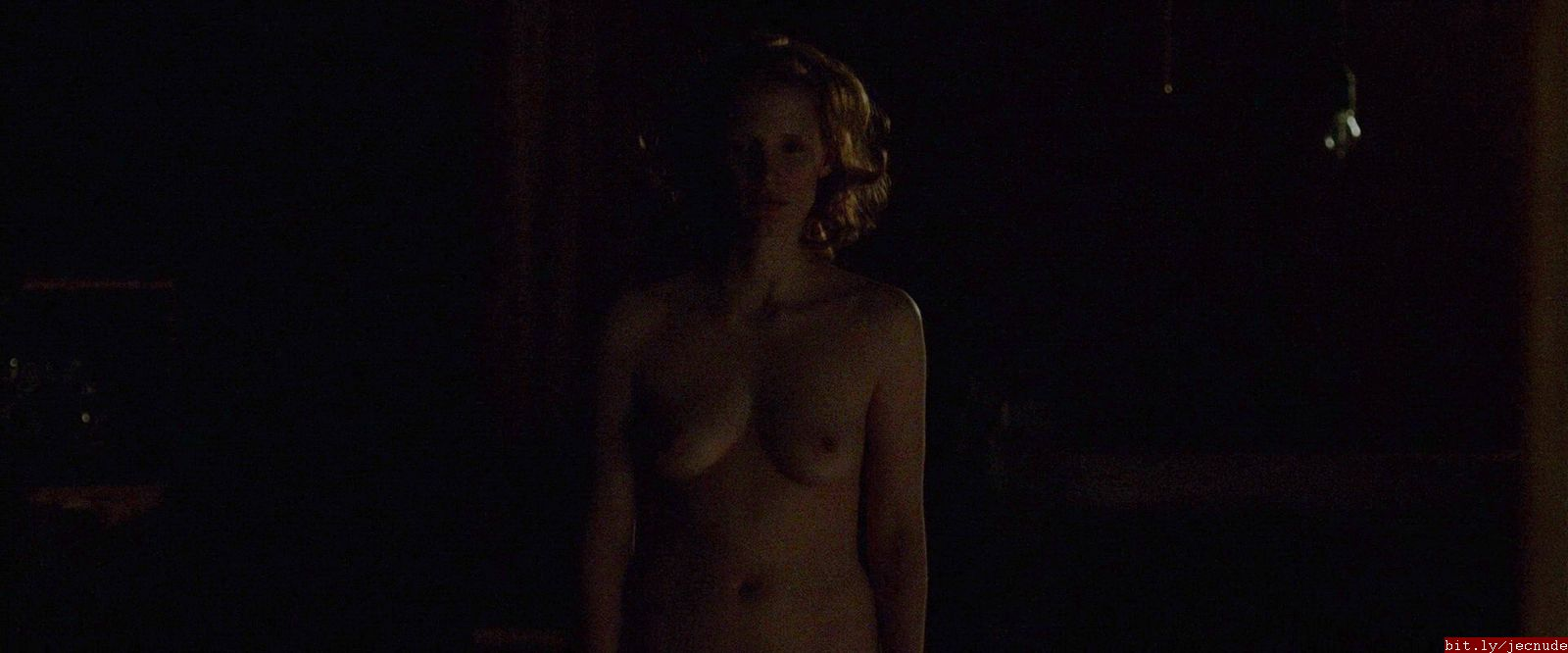 Jessica chastain nude lawless