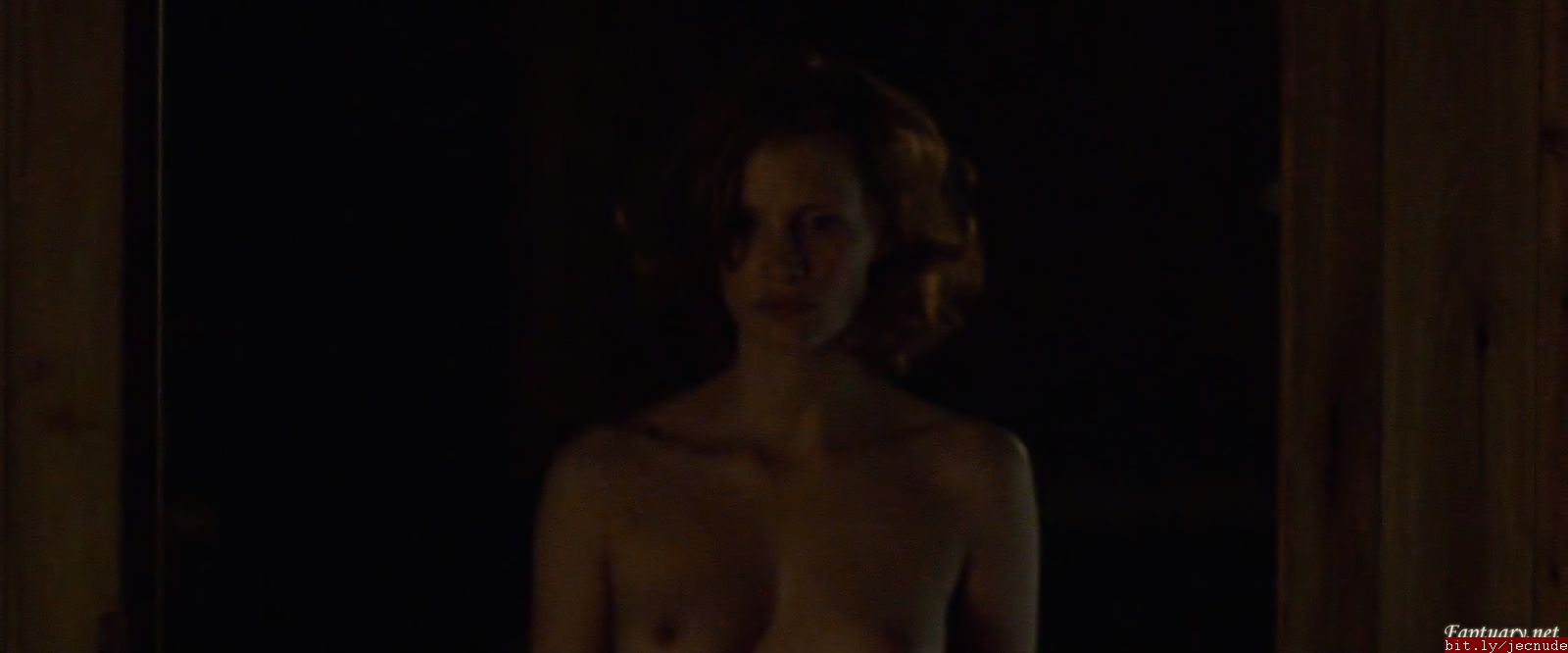Nude pics of jessica chastain