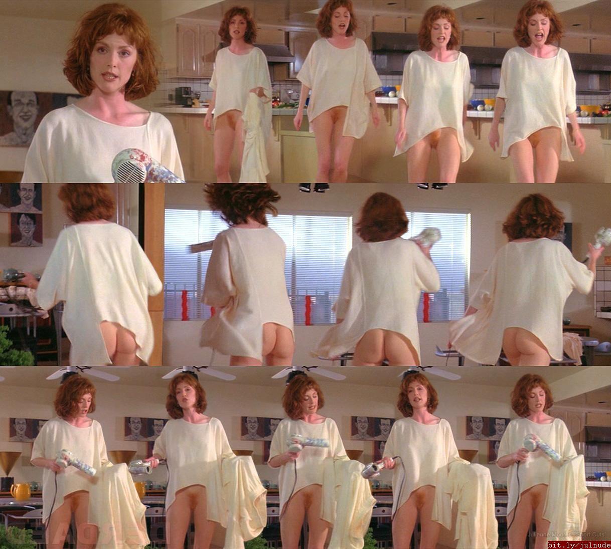 Julianne moore short cuts nude