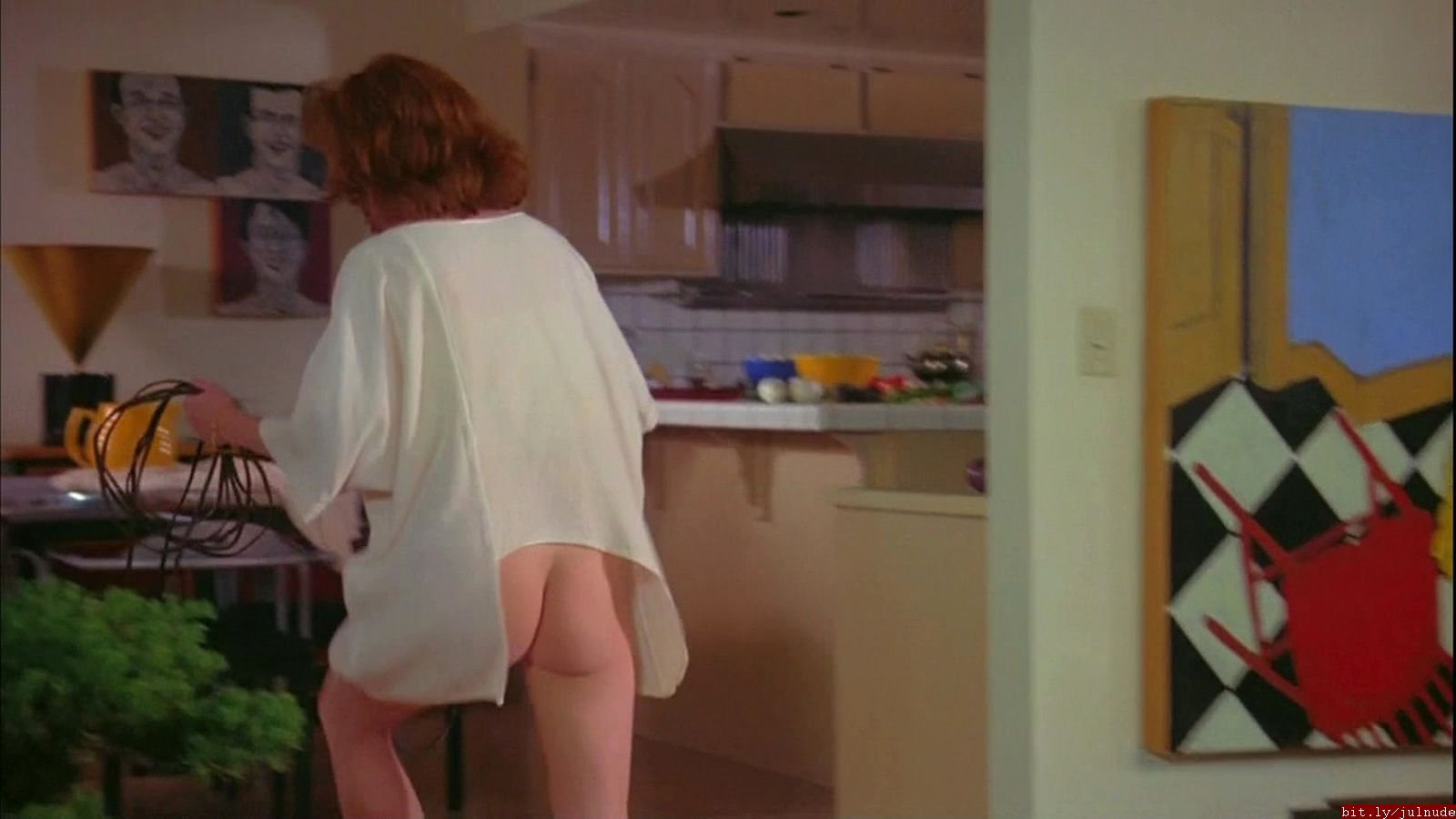 Julianne Moore Nude In Shortcuts