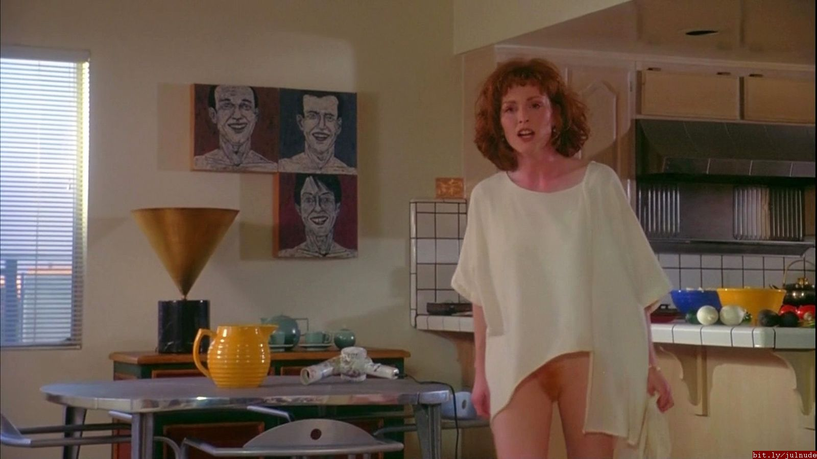 julianne moore naked in short cuts