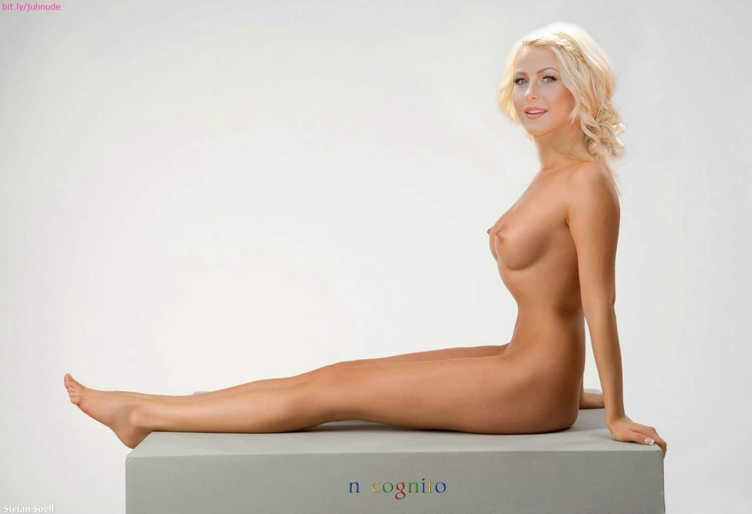 Julianne hough naked commit