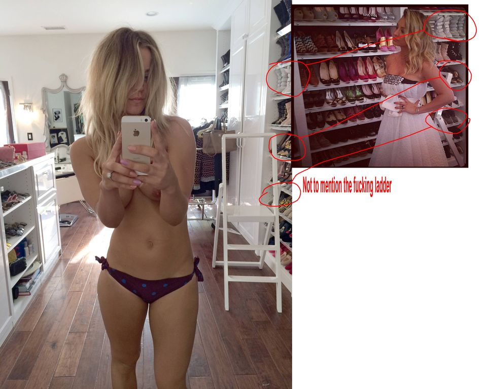Kaley cuoco real nude leaked