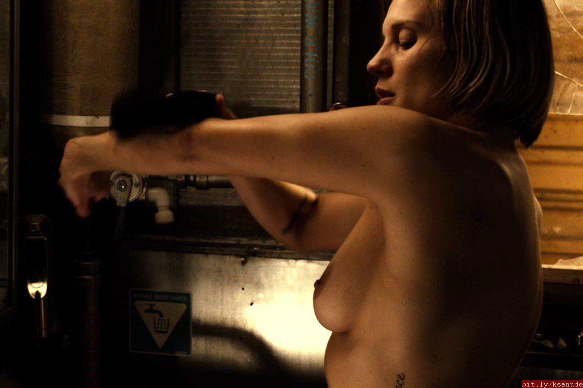 sackhoff nude katee Naked